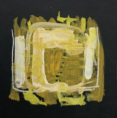 """Durian Hill (Signed """"KWAN"""" in Chinese, 1970s)"""